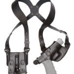 Aker Leather 101 Comfort-Flex Shoulder Holster - best shoulder holster for concealed carry