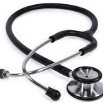 Clinical Grade Dual-Head Stethoscope