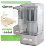LINKYO Kids Electric Pencil Sharpener