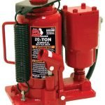 Torin Big Red Air Hydraulic Bottle Jack